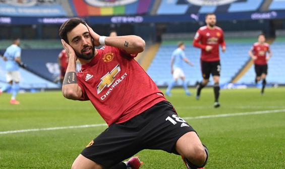 City'nin yenilmezlik serisine Manchester United son verdi!