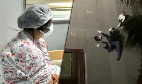 Dün gece Türkiye'nin gündemine oturan kadın ilk kez konuştu