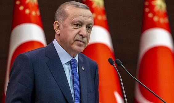 Cumhurbaşkanı Erdoğan'dan kadına şiddete sert tepki