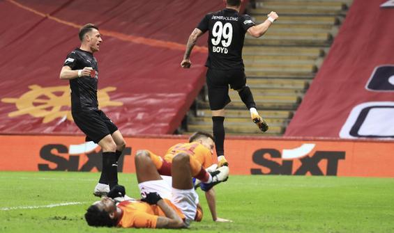 Tyler Boyd'dan G.saray maçı sonrası flaş Beşiktaş açıklaması