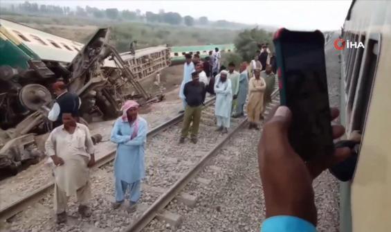 Yolcu treninde feci kaza: 1 ölü 40 yaralı