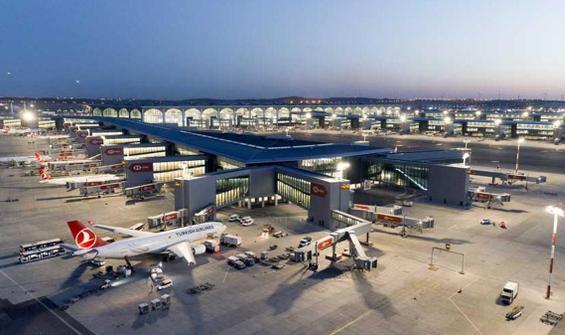 İstanbul Havalimanı Avrupa'da lider!