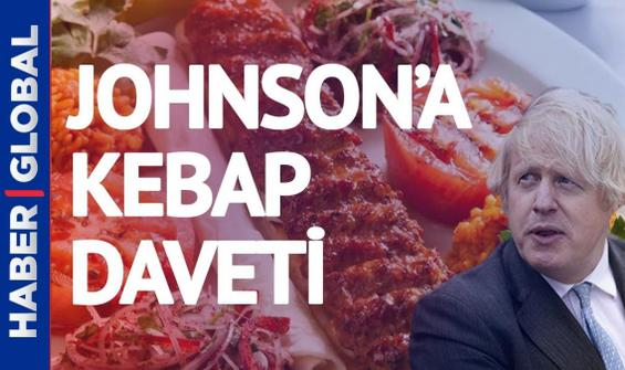 Boris Johnson'a kebap daveti