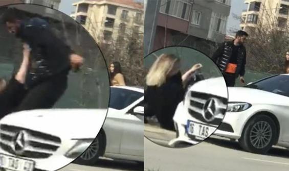 Kadınlar Günü'nde sokak ortasında darbedildi!