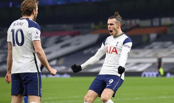 Tottenham, Crystal Palace'ı farklı yendi