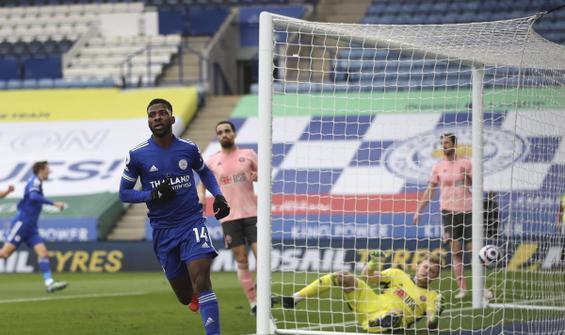 Leicester City'den Sheffield United'a 5 gol