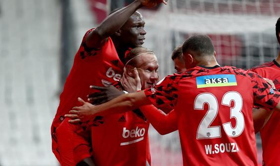 Beşiktaş, Türkiye Kupası'nda finale yükseldi