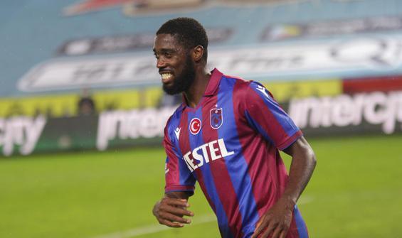 Trabzonspor bu sezon ilk kez 4 gol attı
