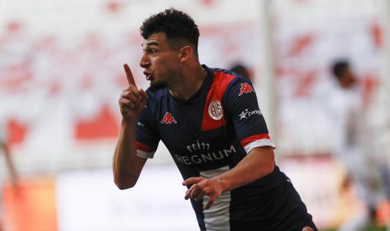 Antalyaspor 8 maçlık galibiyet hasretini dindirdi
