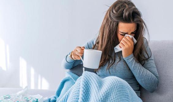 Soğuk algınlığı kovid 19'a üstün geliyor!