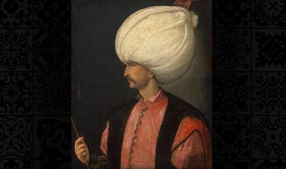 Kanuni'nin portresi açık artırmada