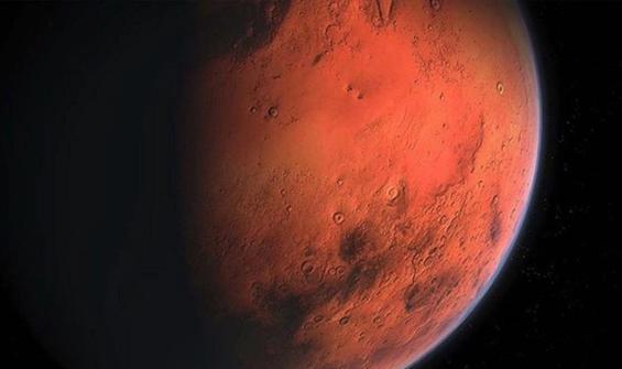 Mars uzaya su sızdırıyor