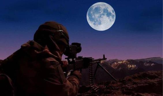 Bakanlık paylaştı: 'Süper Ay' ışığında terörle mücadele!