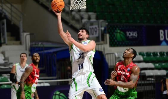 Tofaş, Pınar Karşıyaka'yı 90-79 mağlup etti