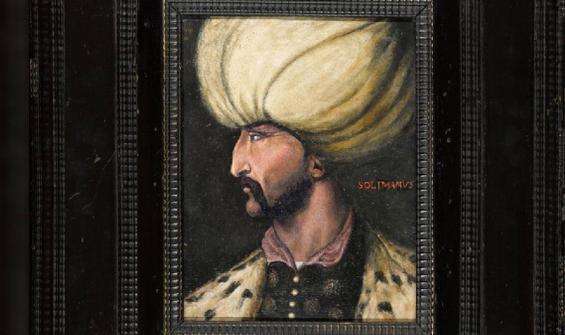 Kanuni Sultan Süleyman'ın portresi rekor fiyata satıldı