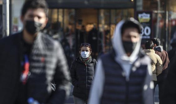 Koronavirüste korkutan rekor: Henüz pik noktaya ulaşmadık