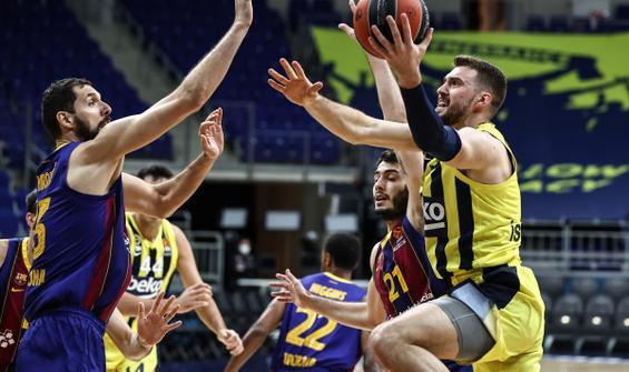 Fenerbahçe Beko 3 maç sonra mağlup