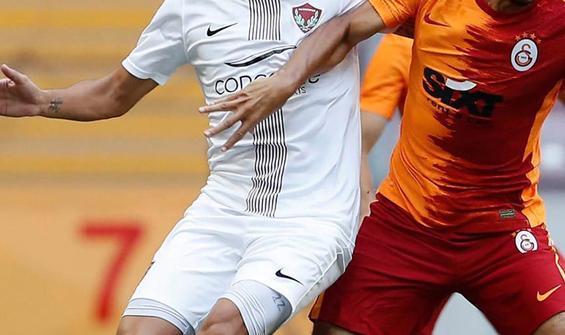 Galatasaray'ın Hatay kafilesinde 6 eksik