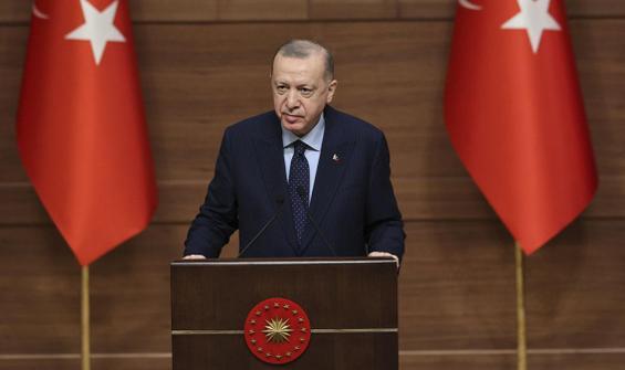 Erdoğan Beştepe'de değerlendirme toplantısı yapacak