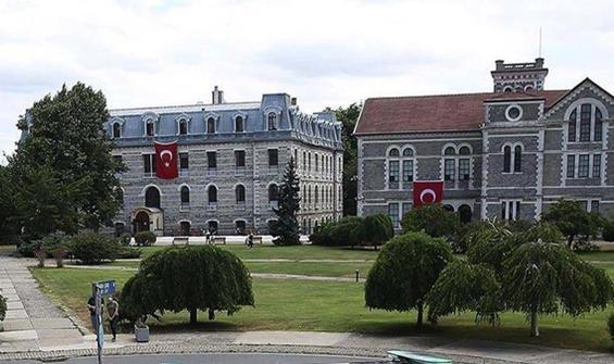 Boğaziçi Üniversitesi Rektörlüğü'nden 'bildiri' tepkisi