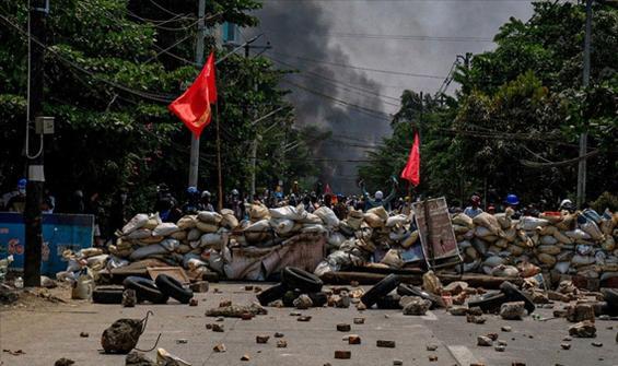 Ülke yanıyor! Ölenlerin sayısı 557'ye çıktı