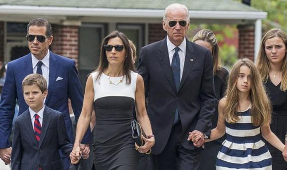 Yengesiyle birlikte olan Biden'ın oğlu ilk kez itiraf etti