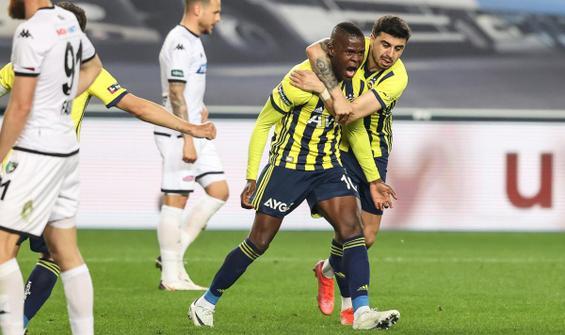 Fenerbahçe, Denizlispor'u tek golle geçti