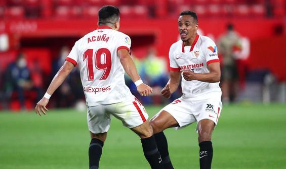 Atletico Madrid, deplasmanda Sevilla'ya 1-0 yenildi