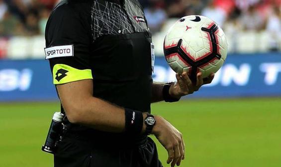 Süper Lig 33. hafta hakemleri açıklandı