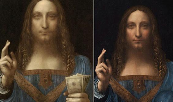 NFT çılgınlığı! Dünyanın en pahalı Da Vinci tablosu satışta