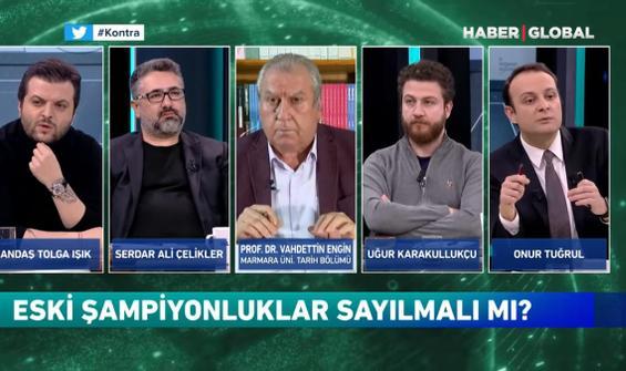 Vahdettin Engin'den Galatasaray'a yanıt