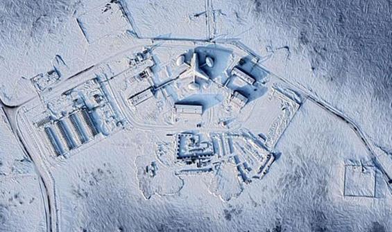 Görüntüler sızdı! Rusya Kuzey Kutbu'nda...