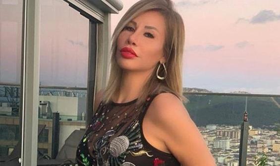 Şarkıcı Linet'in bikinili paylaşımlarına yorum yağdı