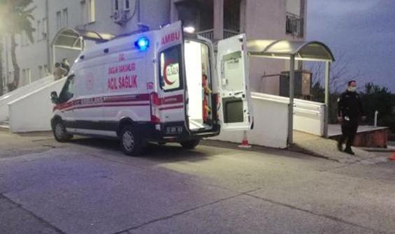 Hırsızlık şüphelisi hastanenin 3'üncü katından atladı
