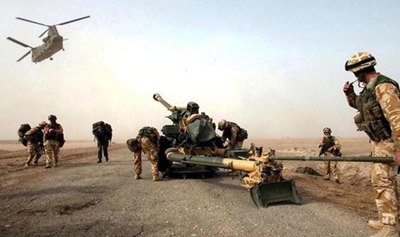 ABD, Irak'taki askeri için kararını verdi! Uzlaşıya sağlandı