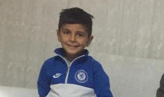 8 yaşındaki çocuğun cansız bedenine ulaşıldı