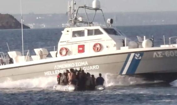 Yunanistan'ın yasa dışı uygulamaları belgelendi!