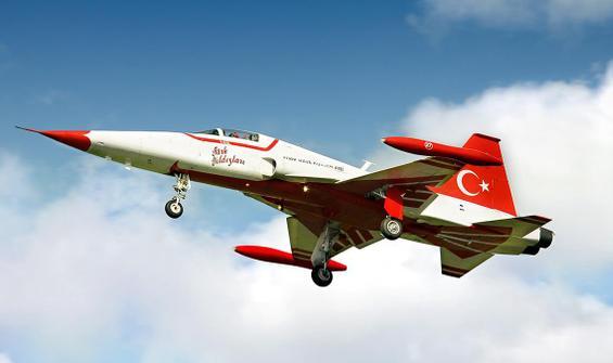 NF-5 uçağının özellikleri