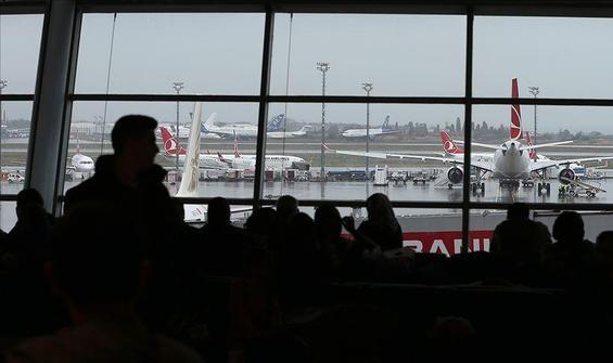 Mart ayı yolcu istatistikleri açıklandı
