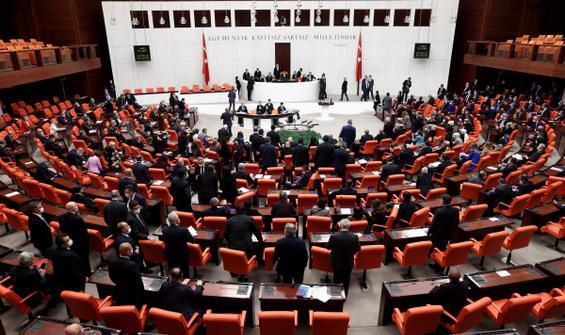 Tartışma yaratan teklif Mecliste kabul edildi