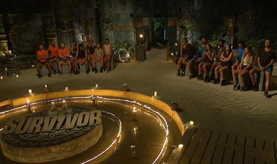 Survivor'da 5 yarışmacıya büyük ceza