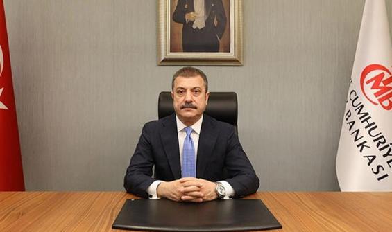 Merkez Bankası Başkanı Kavcıoğlu paylaştı!