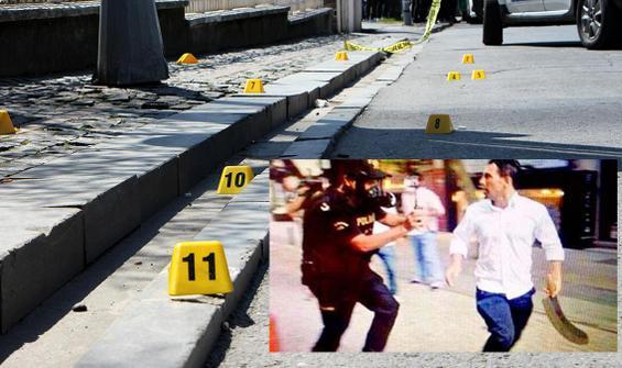 Beşiktaş'taki çatışmada 'Palalı' ayrıntısı