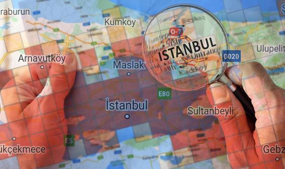 İstanbul'un koronavirüs röntgeni