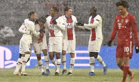 Nefes kesen maçta avantaj PSG'nin