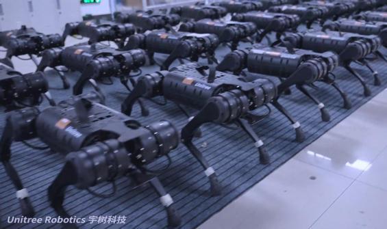 Çinli firmanın interneti kasıp kavuran robot ordusu