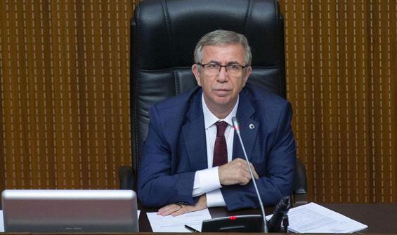 Mansur Yavaş'tan Çin'in Ankara Büyükelçiliğine cevap