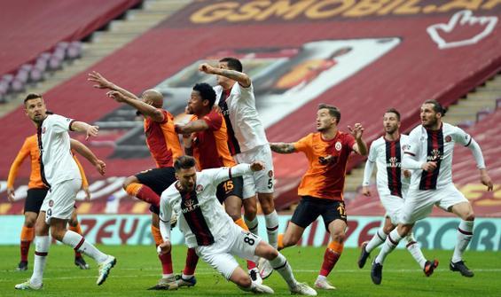 Galatasaray, Karagümrük engelini aşamadı