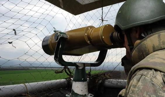 Hudut hattında yakalanan 3 kişiden biri PKK/YPG'li çıktı