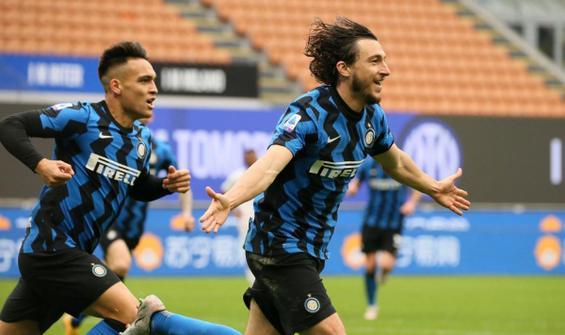 Inter galibiyet serisini 11 maça çıkardı